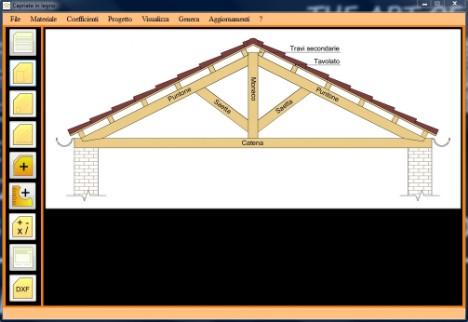Calcolo capriata in legno pdf